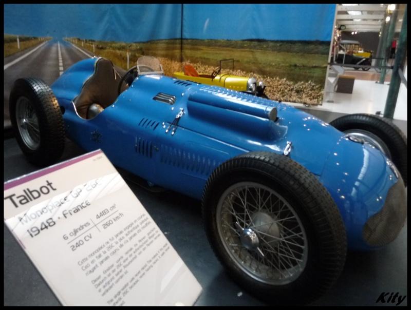 Ma visite à la Cité de l'auto de Mulhouse - Page 6 P1020929
