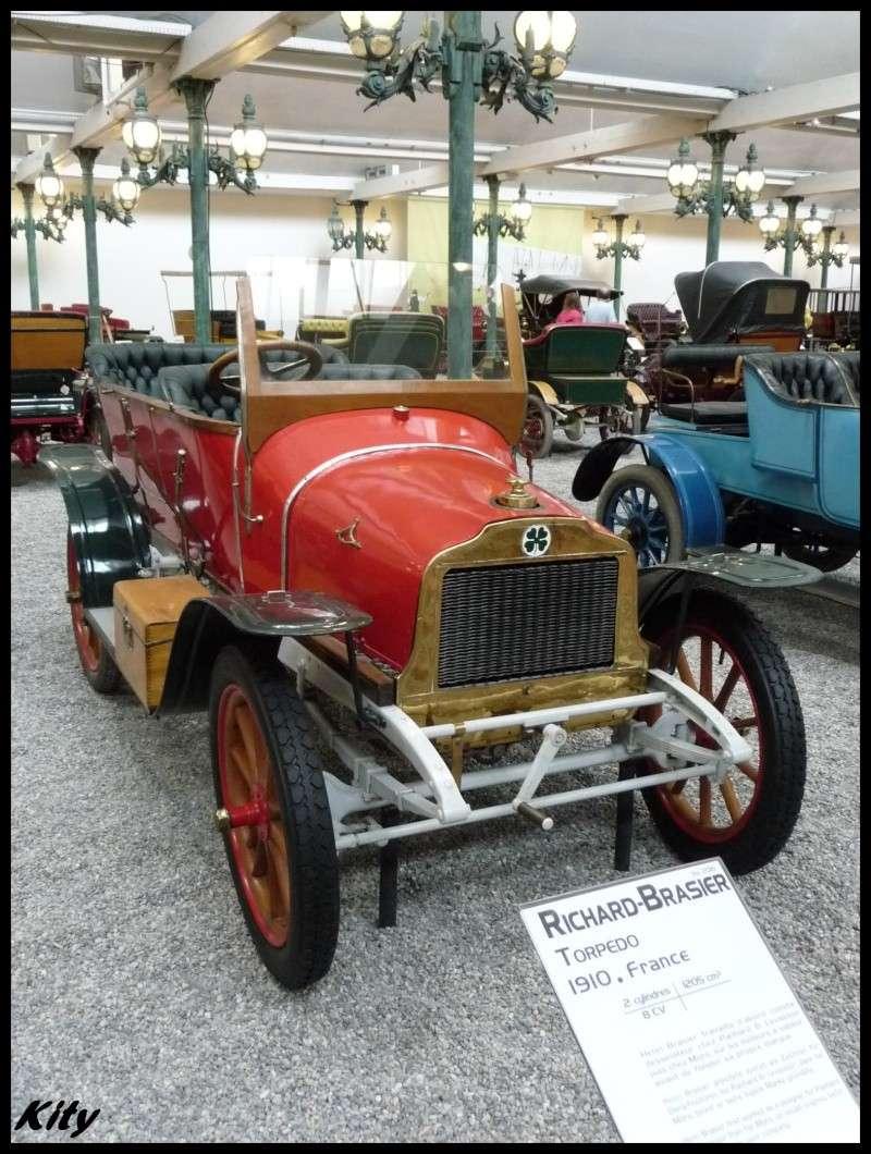 Ma visite à la Cité de l'auto de Mulhouse - Page 6 P1020932