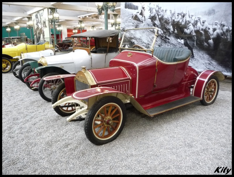 Ma visite à la Cité de l'auto de Mulhouse - Page 6 P1020937