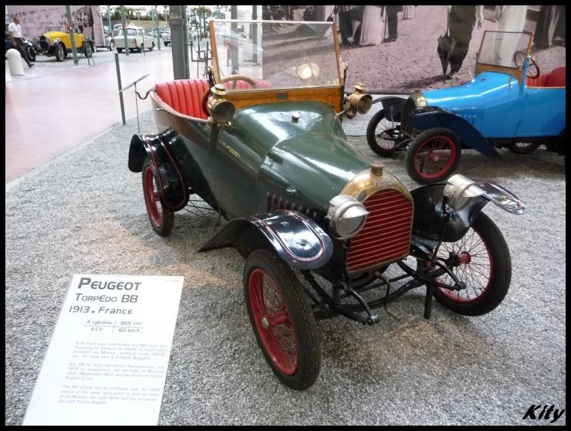 Ma visite à la Cité de l'auto de Mulhouse - Page 6 P1020938