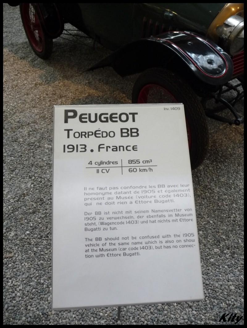 Ma visite à la Cité de l'auto de Mulhouse - Page 6 P1020939