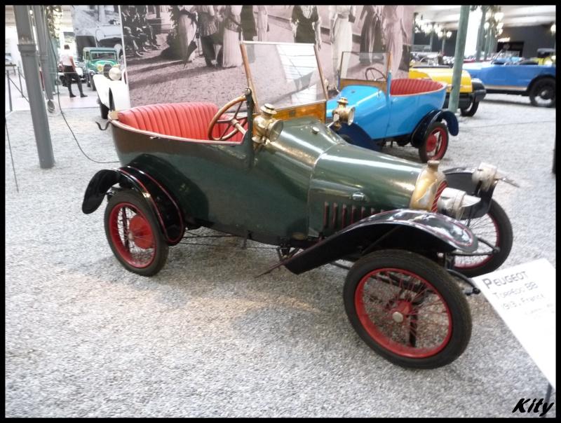 Ma visite à la Cité de l'auto de Mulhouse - Page 6 P1020940