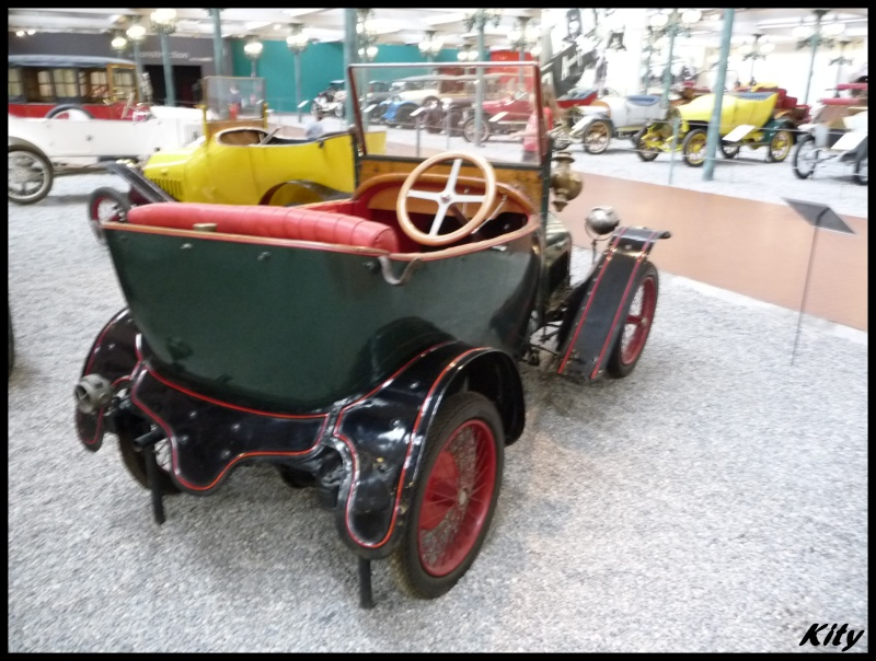 Ma visite à la Cité de l'auto de Mulhouse - Page 6 P1020941