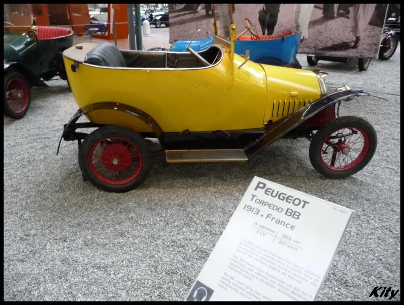 Ma visite à la Cité de l'auto de Mulhouse - Page 6 P1020943