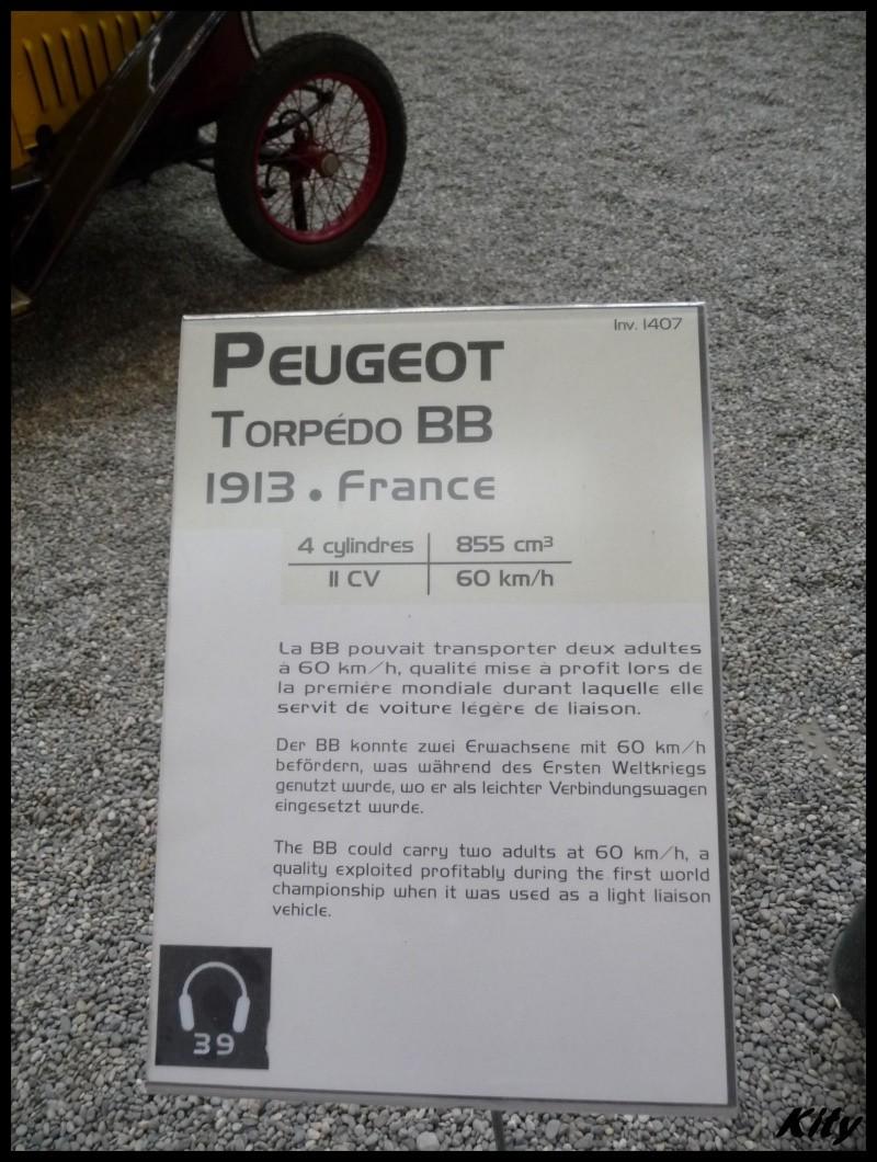 Ma visite à la Cité de l'auto de Mulhouse - Page 6 P1020944