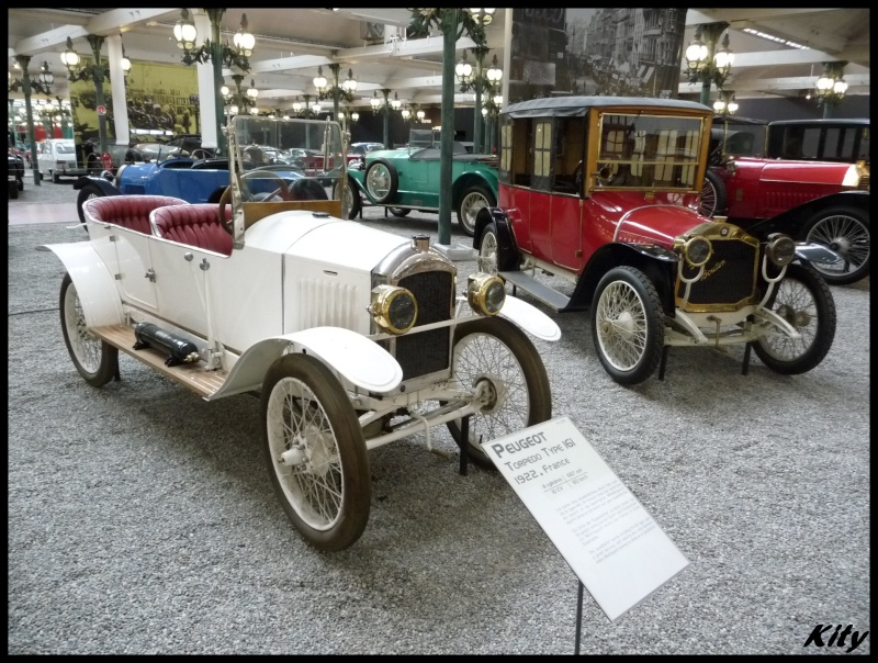 Ma visite à la Cité de l'auto de Mulhouse - Page 6 P1020945