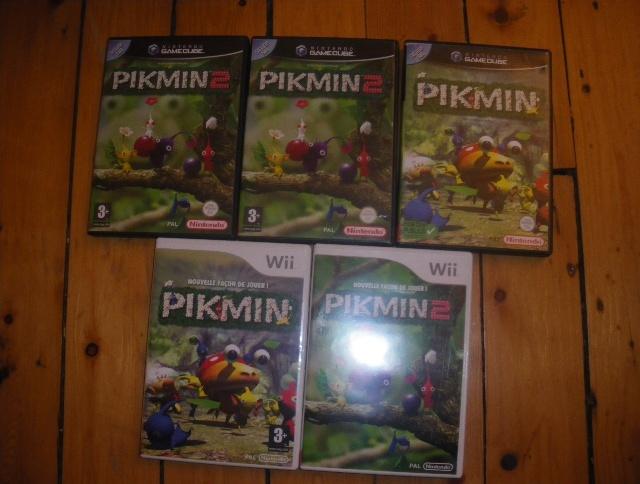 Collection 100% Pikmin de votre Olio! Collec18