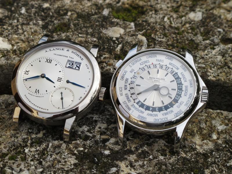 Lange 1 Timezone VS Patek Philippe WT Img_0619