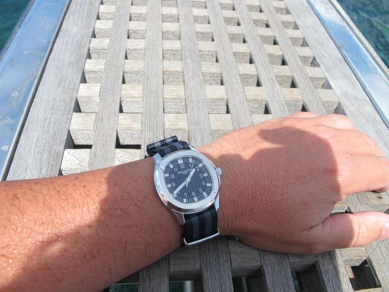 Patek Philippe Aquanaut dual time 5164A Img_4411