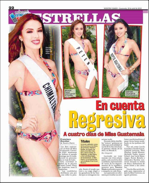 Miss Guatemala Universo 2010-contestants 26610_11