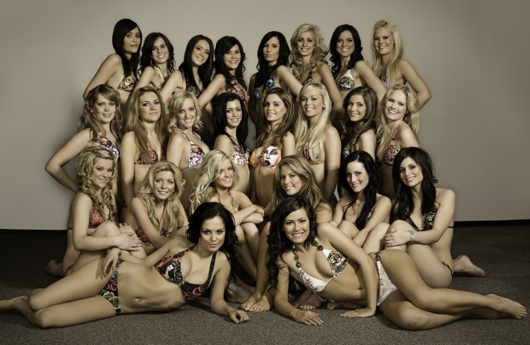 The road to Frøken Norge (Miss Norway) 2009 - updated THE FINALISTS 768px510