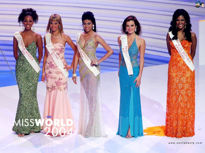 Mantilla - Official Thread of Miss World 2004 - Maria Julia Mantilla - Peru Mis36a10