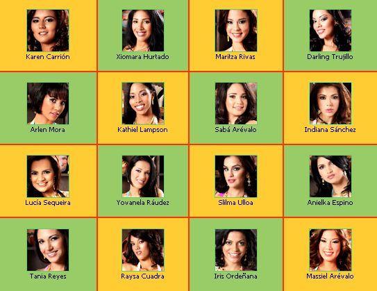 Miss Nicaragua 2009 - Indiana Sánchez won! Untitl10