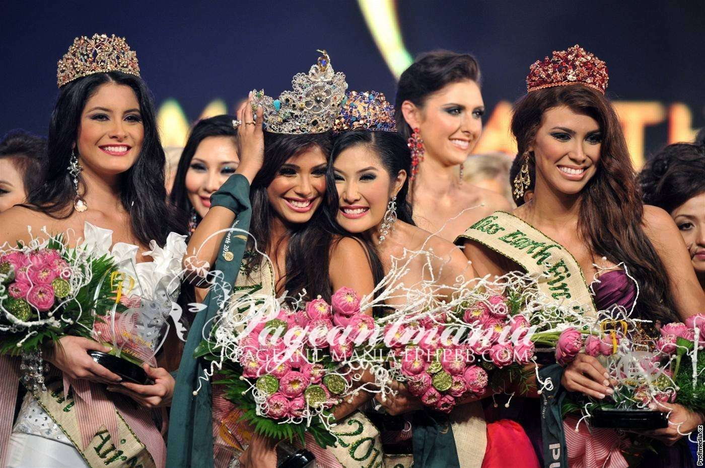 Official thread of MISS EARTH 2010 - Nicole Faria (India) Ved37910