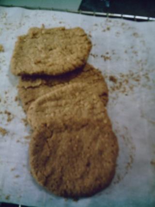 2 recettes de sablés aux cacahuètes Sunp0034