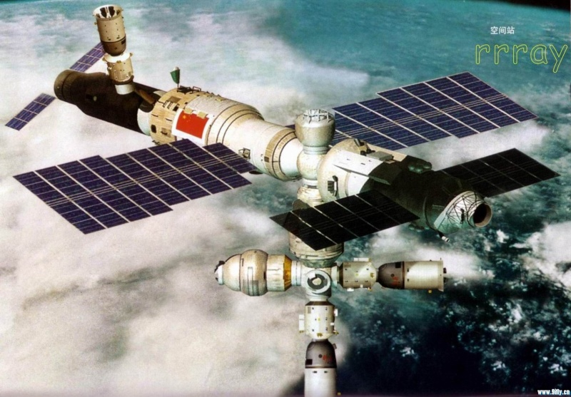 La station spatiale chinoise - 2020 2009_010