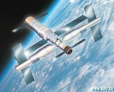 La station spatiale chinoise - 2020 2009_020