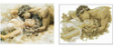 Картины, ставшие вышивками.. 333-010