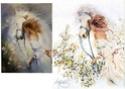 Картины, ставшие вышивками.. 333-1010
