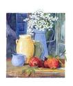 Картины, ставшие вышивками.. Verv-210