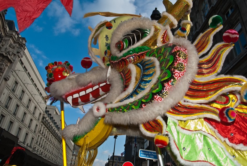 Nouvel an chinois (Paris) Dragon10