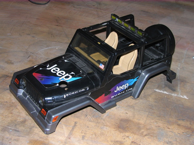 My Scale Build For 2009 Rcstuf11