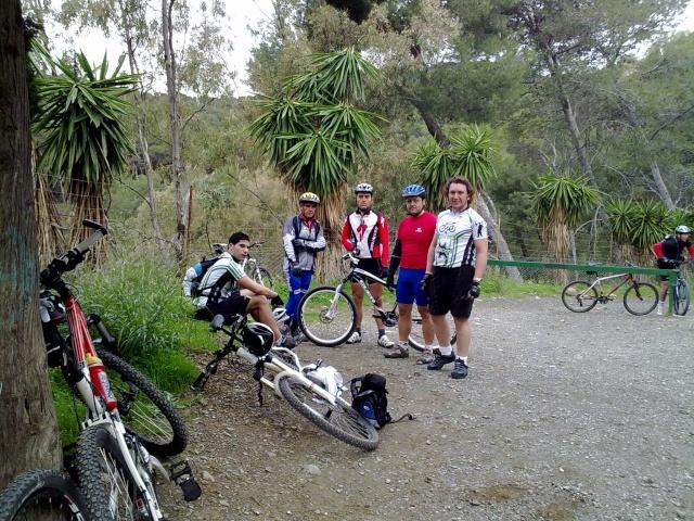 domingo 28 f: dia de andalucia salida de los foreros de green bikes 28022011