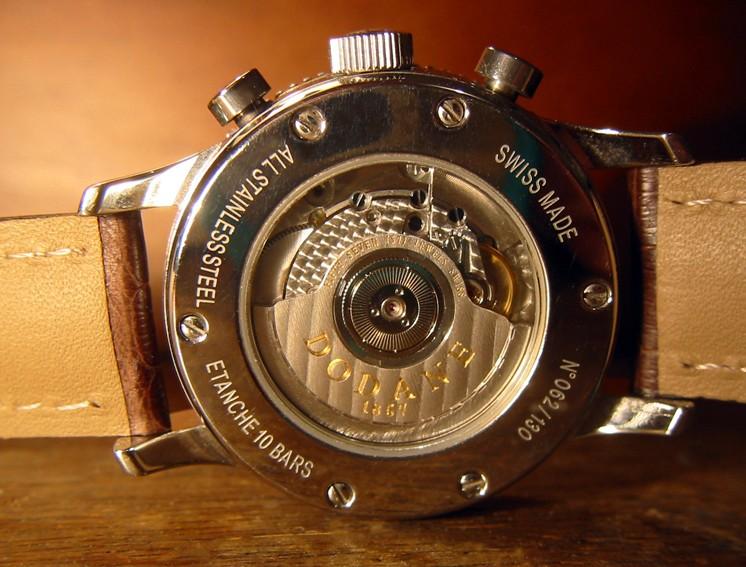 Postez vos fonds de montre en saphir 141-4116