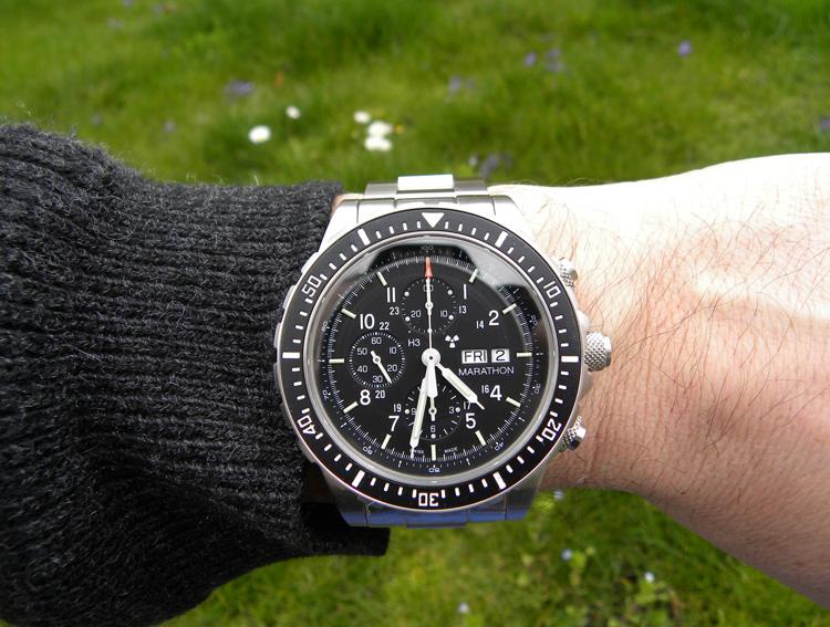 chrono Marathon CSAR Wrist210