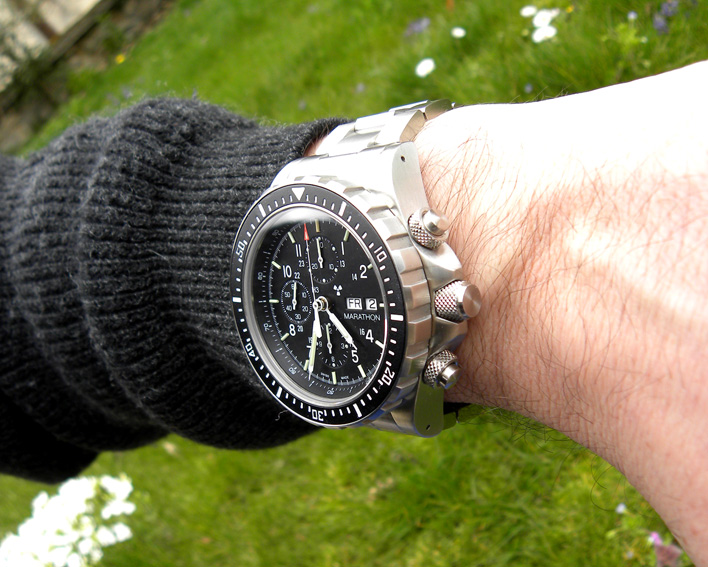 chrono Marathon CSAR Wrist310