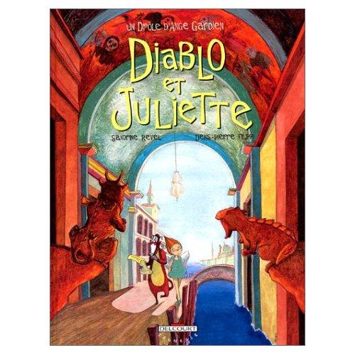 Un drôle d'Ange gardien - Tome 3: Diablo et Juliette Bd_un_12