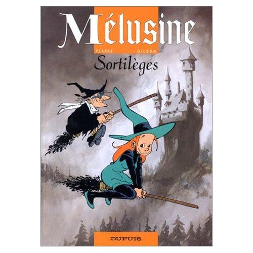 Mélusine - Tome 1: Sortilèges [Clarke & Gilson] Malusi11