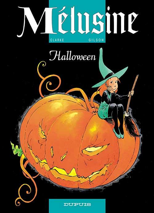 Mélusine - Tome 8: Halloween [Clarke & Gilson] Malusi20
