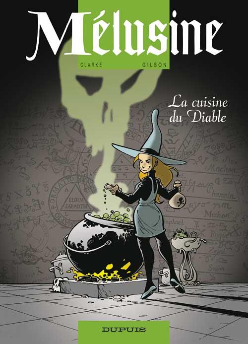 Mélusine - Tome 14: La cuisine du diable [Clarke & Gilson] Malusi26