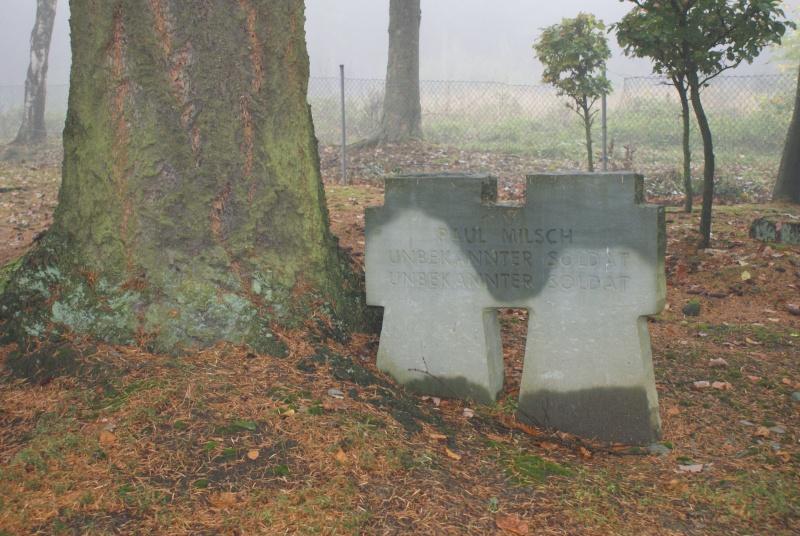 Cimetière Allemand de Vossenack ( Allemagne ) Dsc02613
