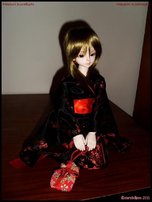 Les ptites créas d'Anda - Kimono traditionnel Matsur21