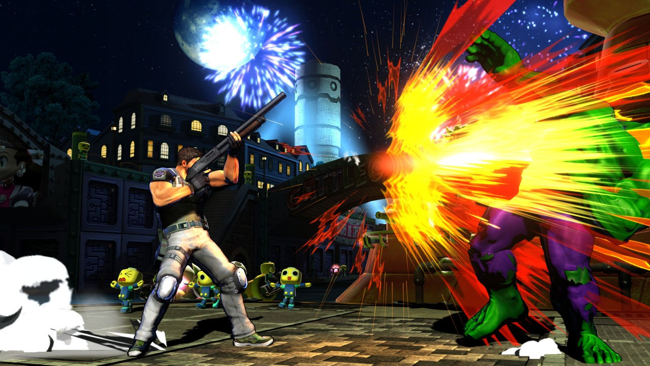 Marvel vs Capcom 3 : Fate of Two Worlds annoncé ! Marvel11