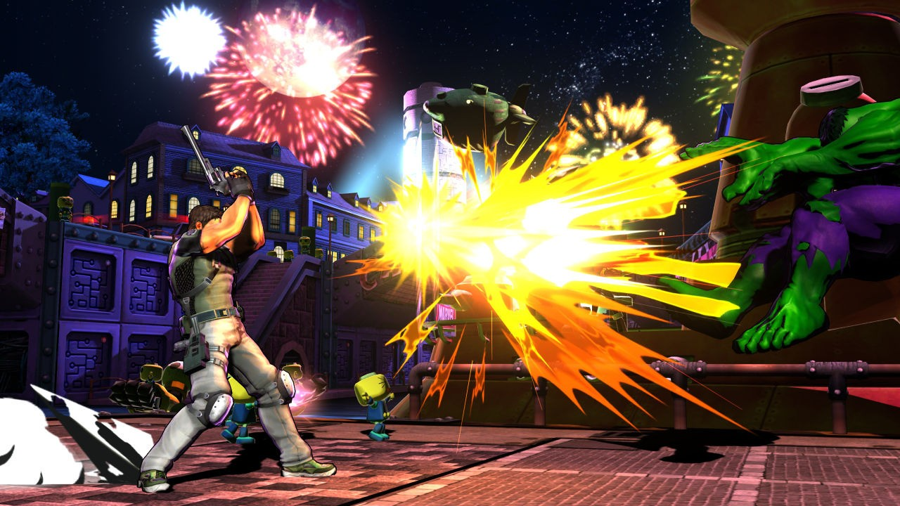 Marvel vs Capcom 3 : Fate of Two Worlds annoncé ! Marvel13
