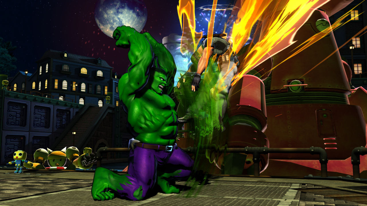 Marvel vs Capcom 3 : Fate of Two Worlds annoncé ! Marvel14