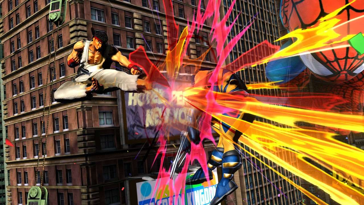 Marvel vs Capcom 3 : Fate of Two Worlds annoncé ! Marvel17