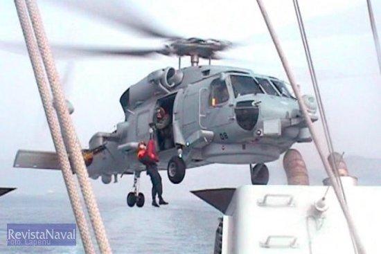 Helicópteros Navales Embarcados... Helico10