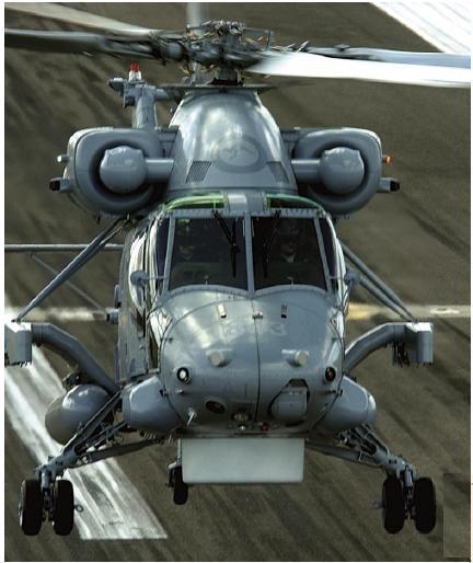 Helicópteros Navales Embarcados... Seasrp10