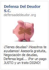 Facebook - ELDEUDOR.COM OTRO NUEVO DOMINIO PARA DDD, SC. Y ANUNCIOS EN FACEBOOK Anunci10