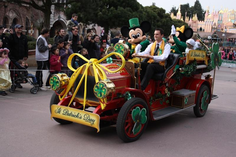 Saint Patrick's Day à Disneyland® Paris (17 mars 2016 et 2017) - Page 8 Disney12