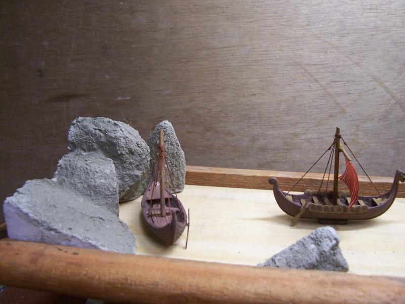 Dio : Drakkars islandais Knorr & Snekkar (kinder) par guillaumaut CapCoeurdemiel 100_2424