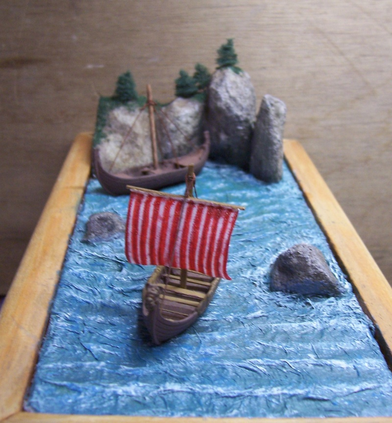 Dio : Drakkars islandais Knorr & Snekkar (kinder) par guillaumaut CapCoeurdemiel 100_2427