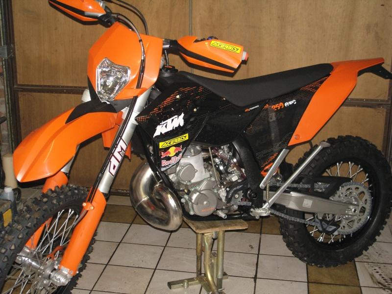 ma nouvelle moto Ktm_2010