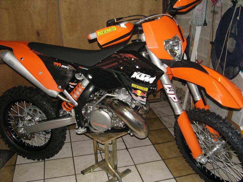 ma nouvelle moto Ktm_2011