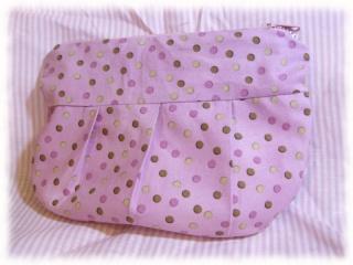 couture - pochette plissée Pochet10