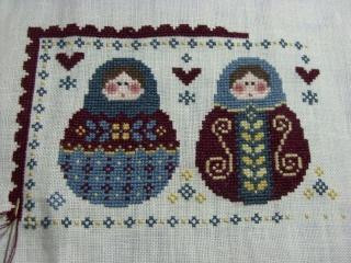 Les poupées russe d'Agnès Sn850019